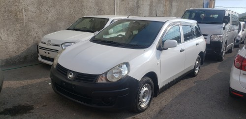 Newly Imported 2014 Nissan AD Wagon