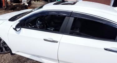 2016 Honda Civic Touring EX 1.5 Turbo