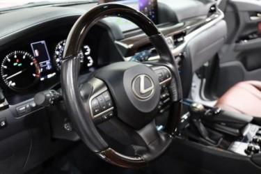 2018 Lexus Lx 570 Used $25000