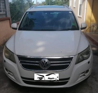 2009 VW Tiguan TSI