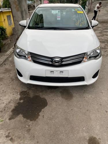 Newly Imported 2014 Toyota Corolla Axio
