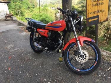 2016 Zamco 200cc