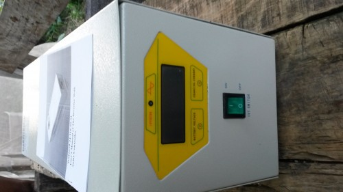 Solar Panels And Inverters, 24-volt And 48volts Sy