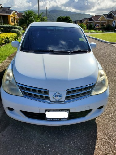 2009 Nissan Tiida Latio Excellent Condition