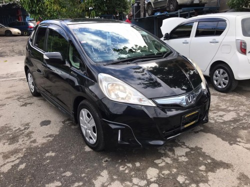 Newly Imported 2011 Honda Fit 1.150mil Neg