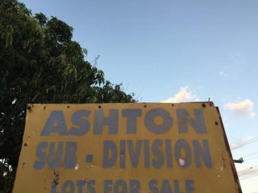 Half Acre Lot For Sale