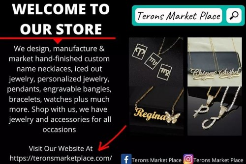 Custom Jewelry, Fashion And Accessories Store