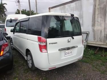 2007 Honda Stepwagon For Sale Jamaica $450k