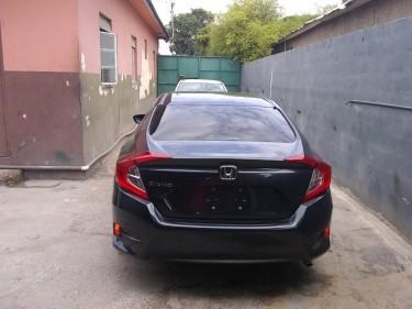 Newly Imported 2016 Honda Civic