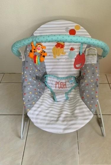 Disney Vibrating Infant Seat