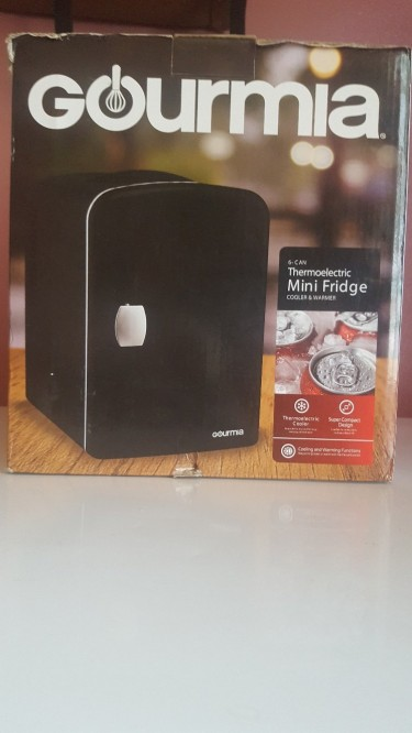 Mini 2 In 1 Fridge/warmer