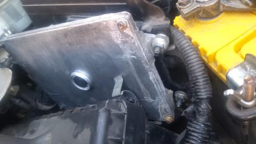 Seeking Crash K24 Manual Engine Parts