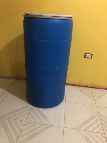Plastic And Metal Drums
