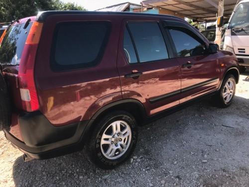 2001 Honda CRV
