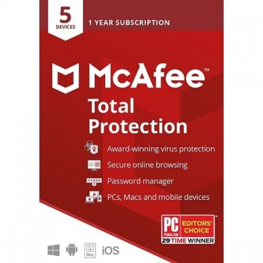 Buy McAfee Total Protection - SoftBest2Buy
