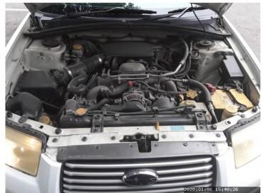 Subaru Forester 2007 Excellent Condition