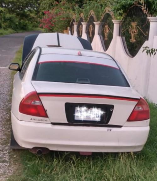Mitsubishi Mirage (1998)