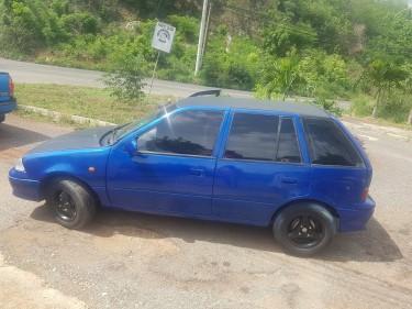 1992 Suzuki Swift