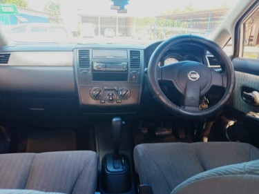 2009 Nissan Tiida Latio