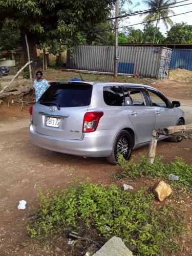 Toyota Fielder 1,8L 2011 (JA$1,150,000 )