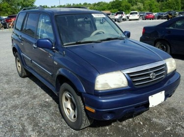 2002 Suzuki Vitara Xl7