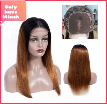 Brazilian Remy Omber Color Human Hair