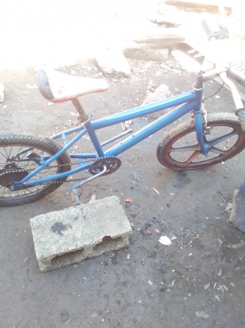 Bicycle Size 20 Riding Wah Front Tube That All 10k