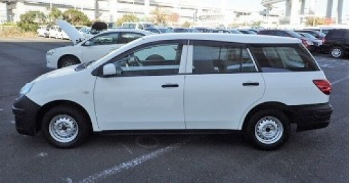 2015 Nissan AD Wagon For Sale 8