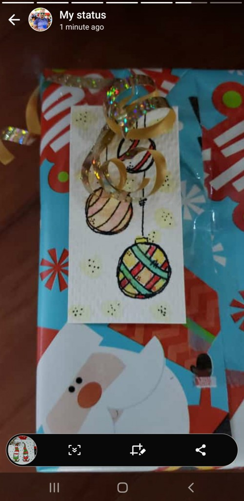 Gift Tags Pack Of 6 For 1000.00