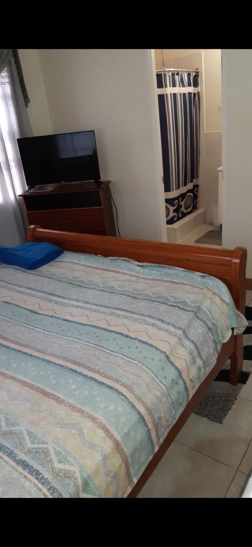 Furnished 1 Bedroom & Bathroom Shared Facilities