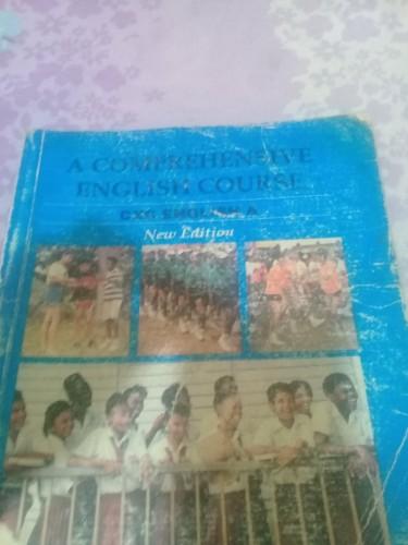CXC  ENGLISH A  BOOK