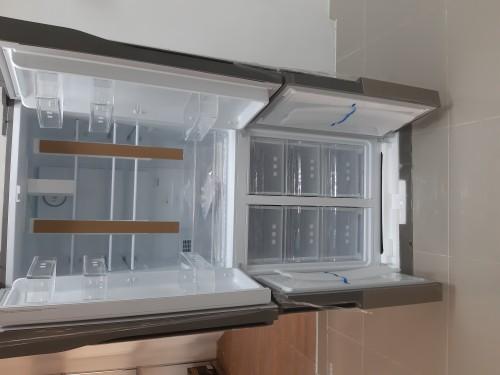 4 Door Blackpoint Refrigerator