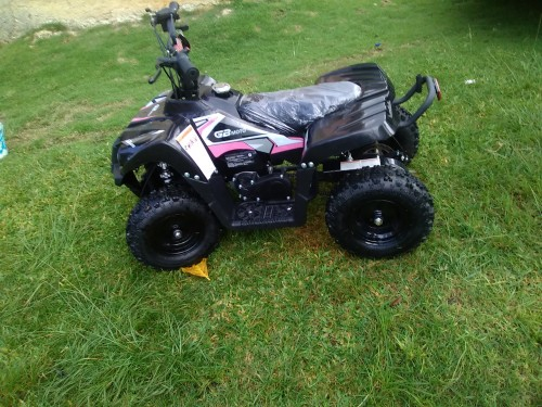 Kids Four Wheel Bike New Tires