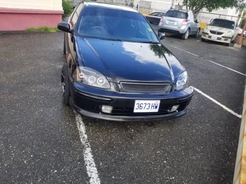 Hunda Civic 1999