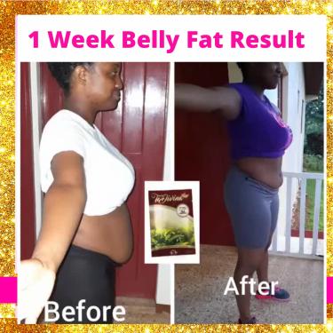 Belly Fat Tea