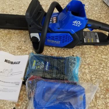 Kobalt Brushless 40v Max Chainsaw  Tools Clarendon , Kingston, Mandeville Available Delivery