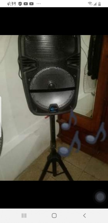 Technical Pro Led Speaker