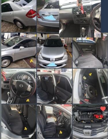 Nissan Tida Latio
