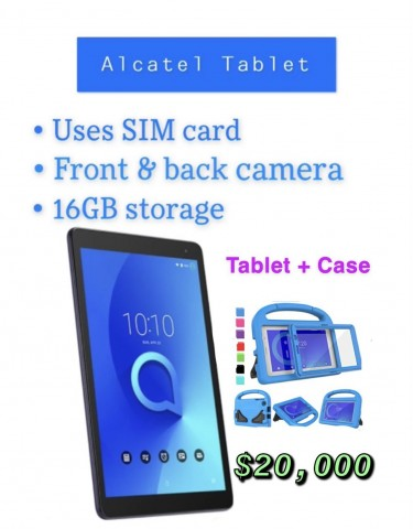 Tablet That Uses SIM CARD