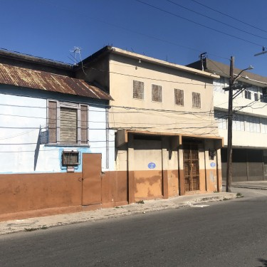 Two Story Commercial Property For Sale In Downtown