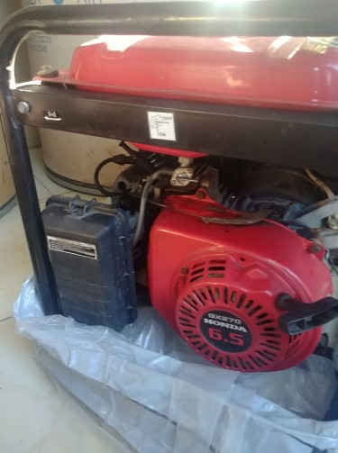 New And Pre Owned Generators