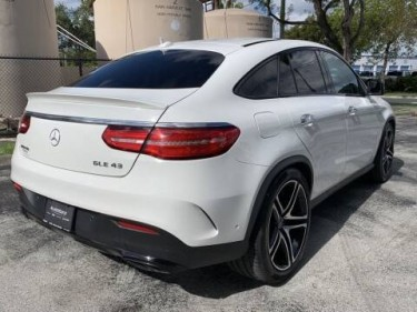 2018 Mercedes-Benz AMG GLE 43