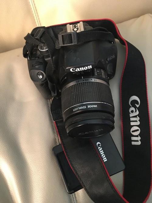 Professional Canon Rebel T1i Camera
