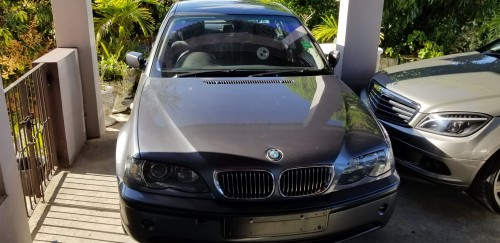 Bmw 325i  2003 In Good Condition
