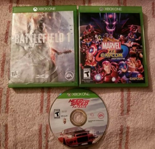 Faily New Xbox Cd