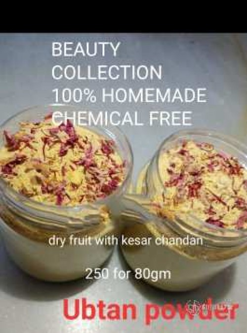 100% Natural . Homemade Beauty Products , Chemical