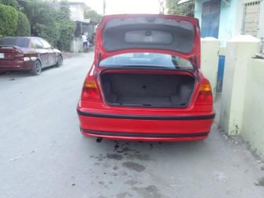 1998 BMW Motor Car