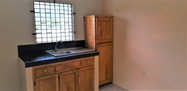 One Bedroom, Self-contained Unit
