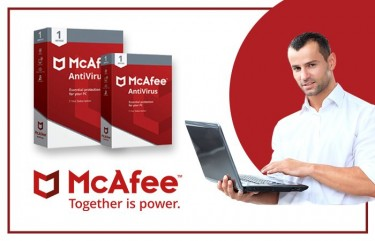 McAfee Subscription Expired