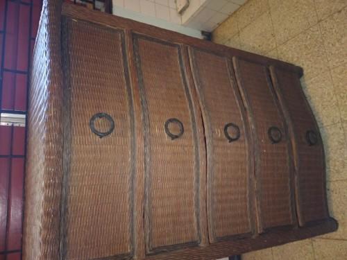Whicker Dresser, Display Stand